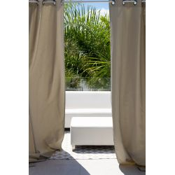 Outdoor-Vorhang Garden Taupe MC740